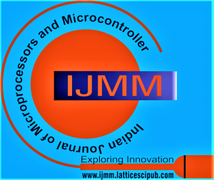 Indian Journal of Microprocessors and Microcontroller (IJMM)
